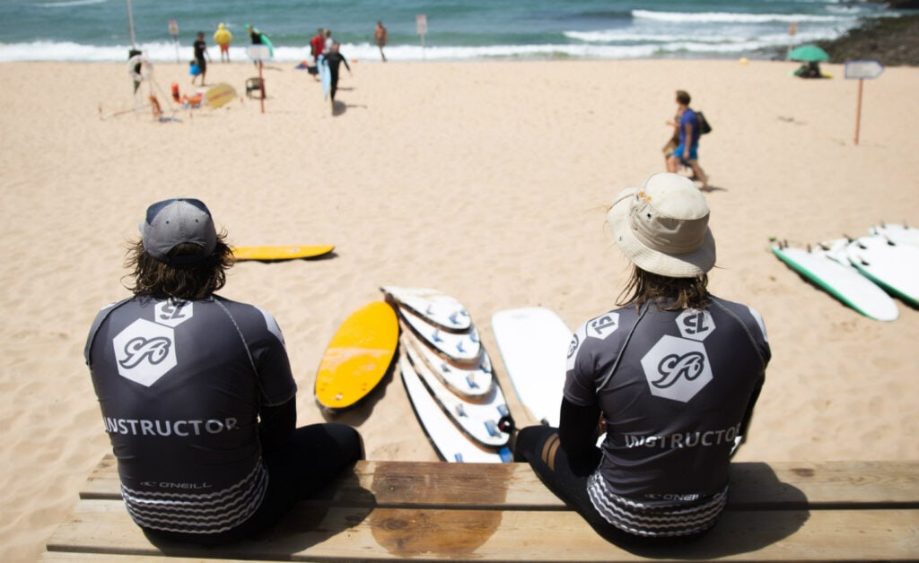 Surflife Family Portugal surf instructors