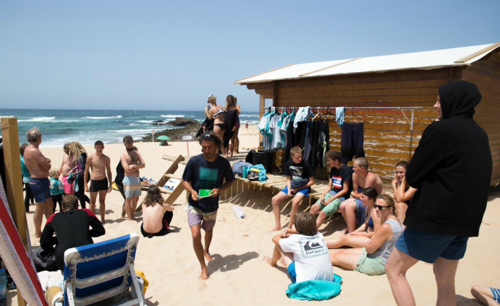 Surflife Family Portugal surf school 2